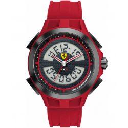 Ferrari Lap Time F-0830019 férfi karóra W3