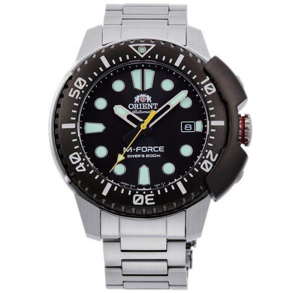Orient M-FORCE Automatic Diver RA-AC0L01B00B férfi Karóra W3