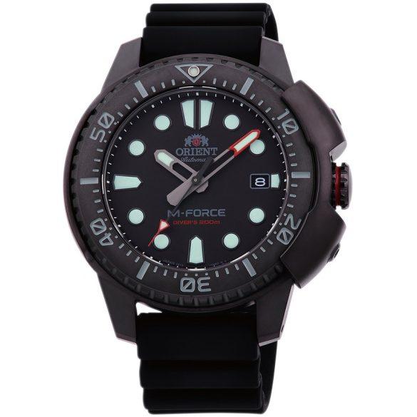 Orient M-FORCE Automatic Diver RA-AC0L03B00B férfi Karóra W3