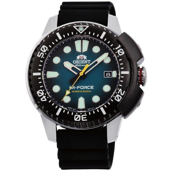 Orient M-FORCE Automatic Diver RA-AC0L04L00B férfi Karóra W3